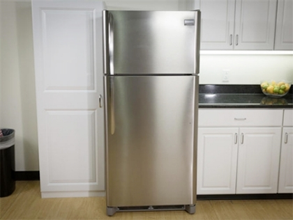 Stainless steel fridge sheet