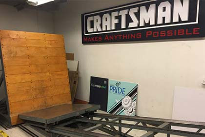 Behind the Scenes at the Kenmore, Craftsman, DieHard Product Development Laboratory