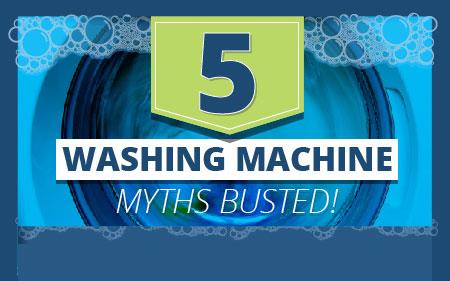 washer myths