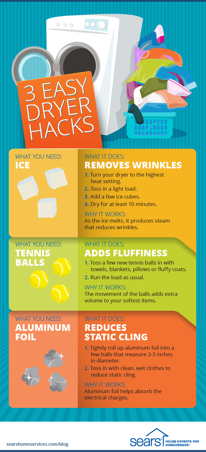 dryer hacks