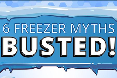 6 Freezer Myths Busted