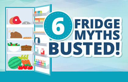 refrigerator myths busted