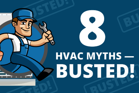 HVAC muths busted