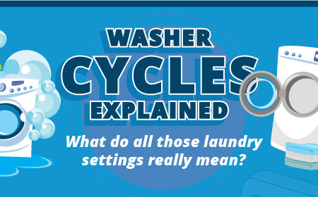 washer settings