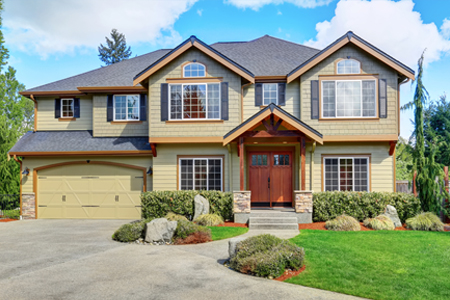 Create an Entrance to Increase Curb Appeal