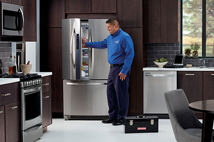 How much should appliance repair cost?