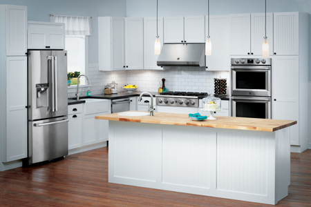 Kenmore PRO appliance features