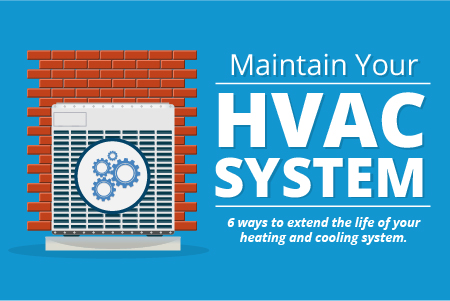 maintain HVAC