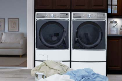 Innovations in Washers and Dryers