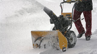 snow blower tips