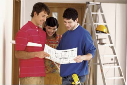 Working With Your Contractor