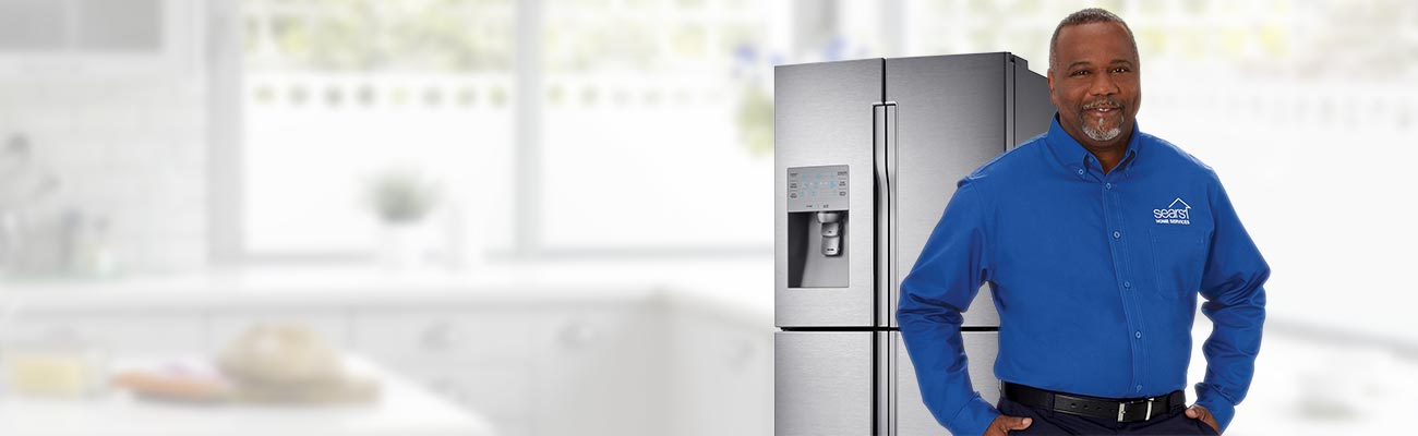 Refrigerator repair services near me