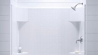 Bathroom Remodeling Renovation Services - Bathroom remodel changing tub to shower