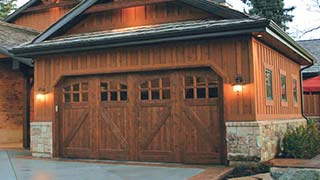 Choose Your Replacement Garage Door Style