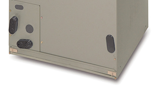 Air handler and fan coils