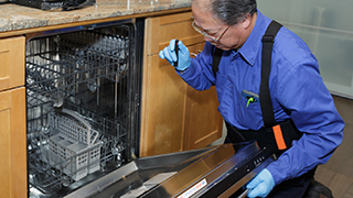 Dishwasher Maintenance Service