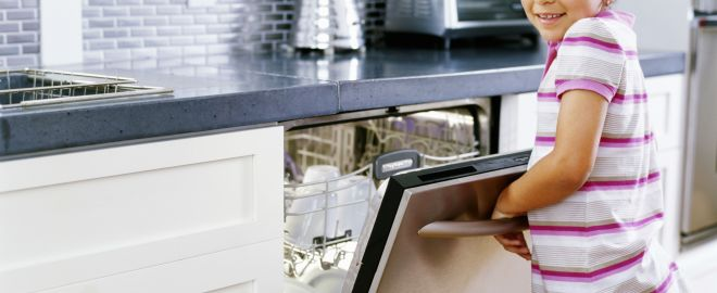 Find out the latest dishwasher features