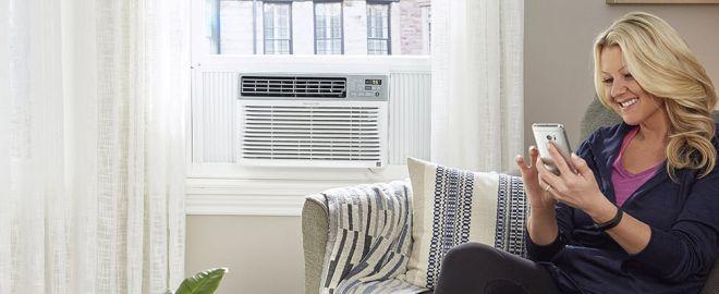 Living Room Smart HVAC System
