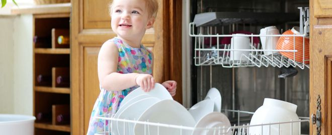 Childproof your home with these tips and tricks