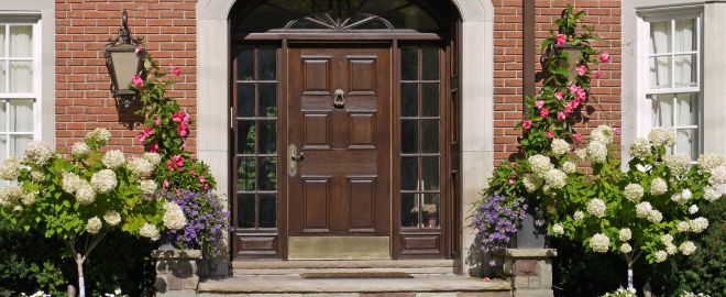 Front door ideas to adore