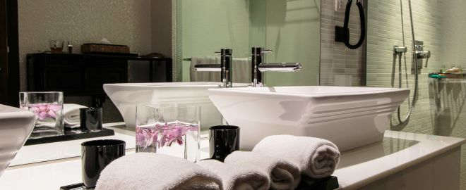 tips and trends for how to remodel your bathroom into a sanctuary
