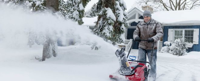 Snow blower repair tips