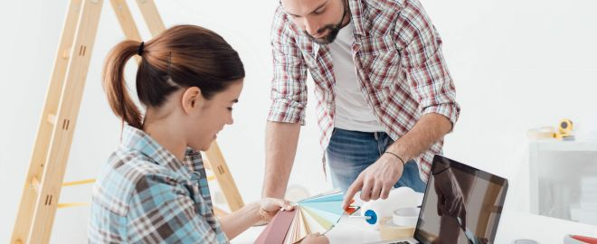 Top Three Home Renovations to Complete Before You Move In