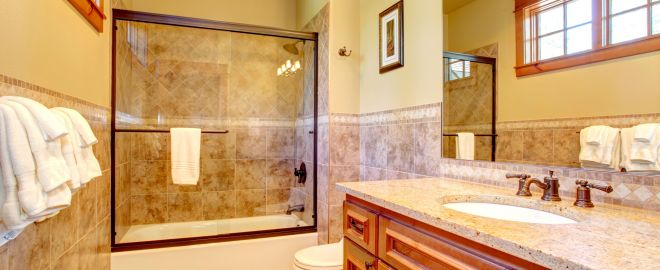 Bathroom Remodeling Ideas 2017 5 easy bathroom remodel ideas | sears home services