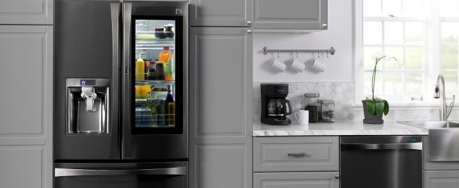 7 Cool Refrigerator Trends | Sears Home Services