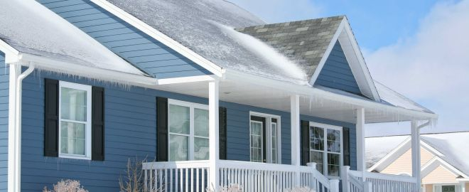 Vinyl Siding Benefits for Cold-Weather Homes