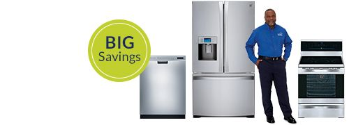 save 20% on any in-home appliance repair at sears home services