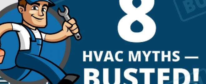 HVAC myths busted