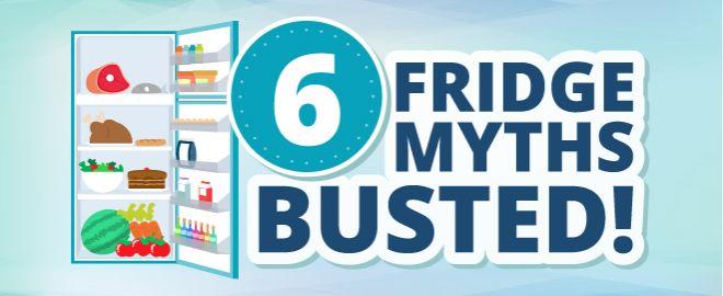 Refrigerator myths
