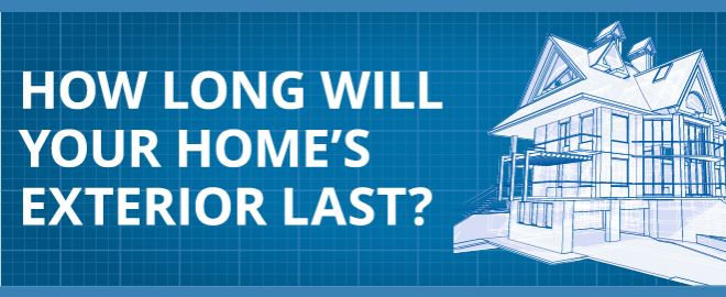 What's the Lifespan of Your Home's Exterior?