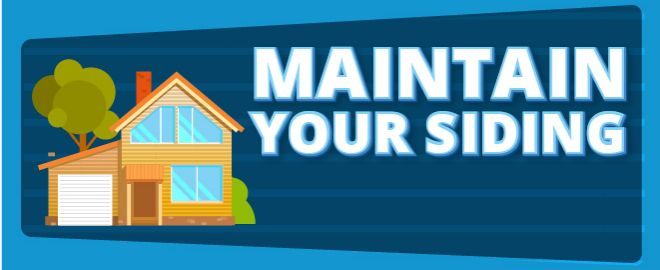 5 tips to maintain your siding