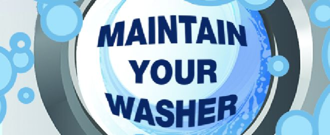 Help Extend the Life of Your Washing Machine