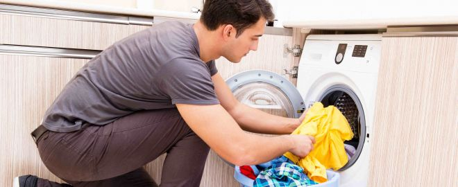 SHS in the News: 8 Tips for Washing Clothes Like a Man