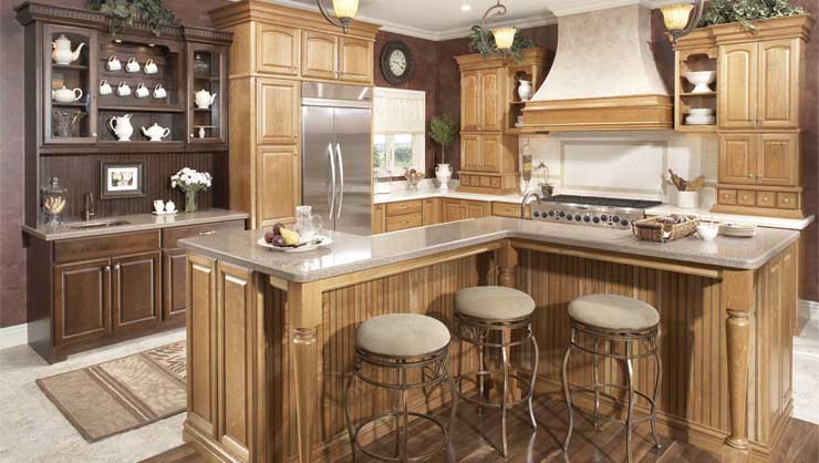 Superieur Kitchen Remodeling Including New Countertops